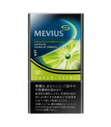 MEVIUS PREMIUM MENTHOL OPTION MUSCAT GREEN 5 100'S SLIM